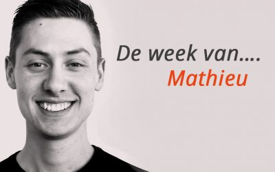 De week van Mathieu