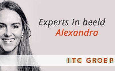 Experts in beeld: omgevingsmanager Alexandra