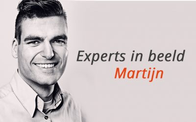 Experts in beeld: Martijn