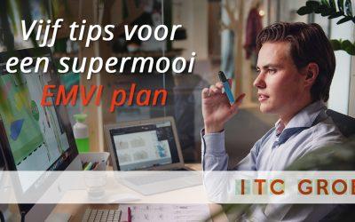 Vijf tips voor een supermooi EMVI-plan