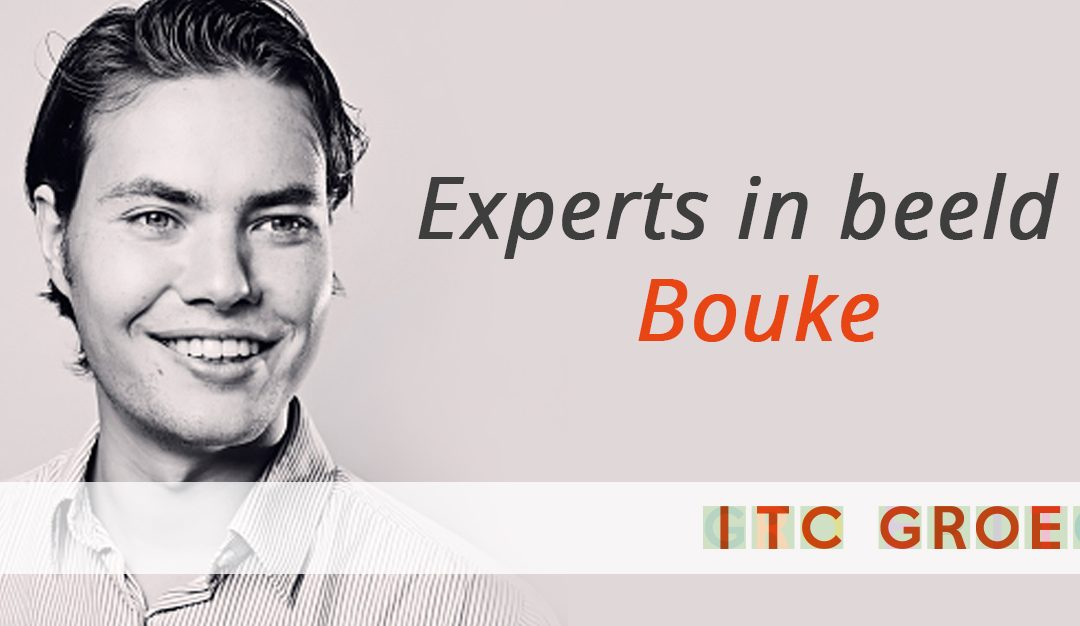 Experts in beeld: Bouke Bosch