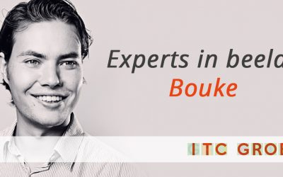 Experts in beeld: Bouke Bosch