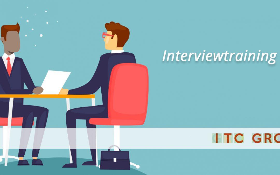 Training: Interviewtraining